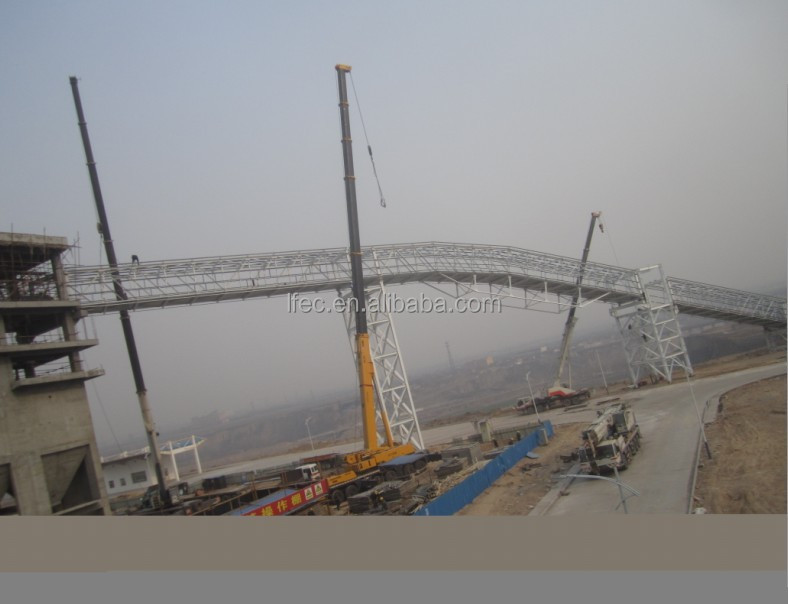 easy installation space frame ball for steel trestle