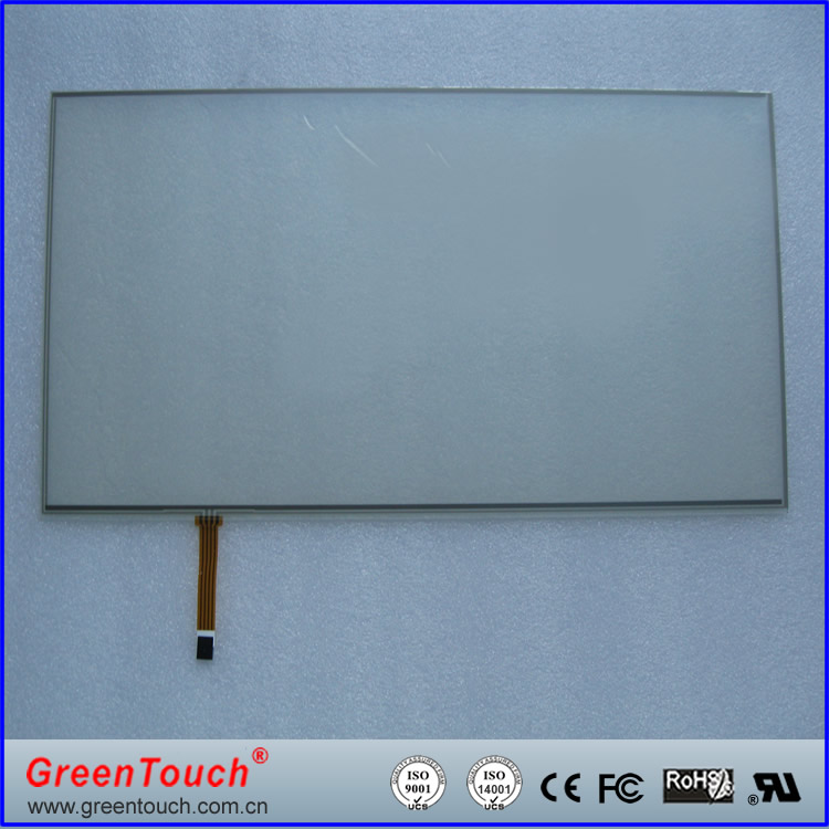 GreenTouch high tech 5.7 inch attractive 4 wire resistive touch screen in touch screen montiors
