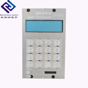 New Design High Quality OEM/ODM Service Customized Membrane Switch Manufacture