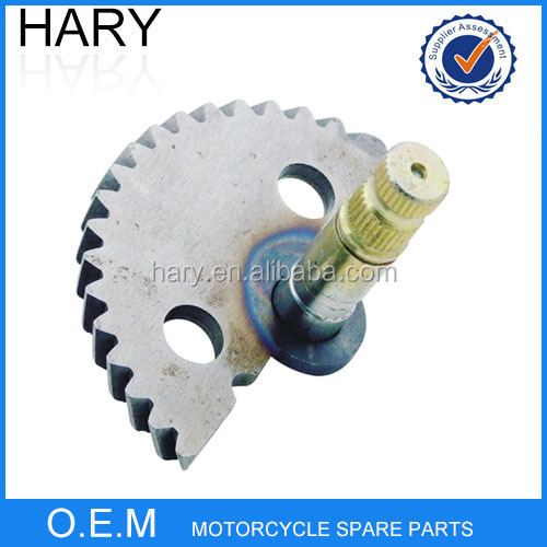 Motorcycle Kick Start Shaft Gear