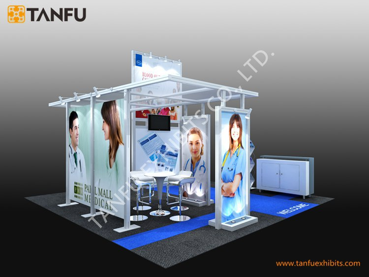 Exhibition Booth En Espanol : Tanfu trade show or expo exhibition booth design buy