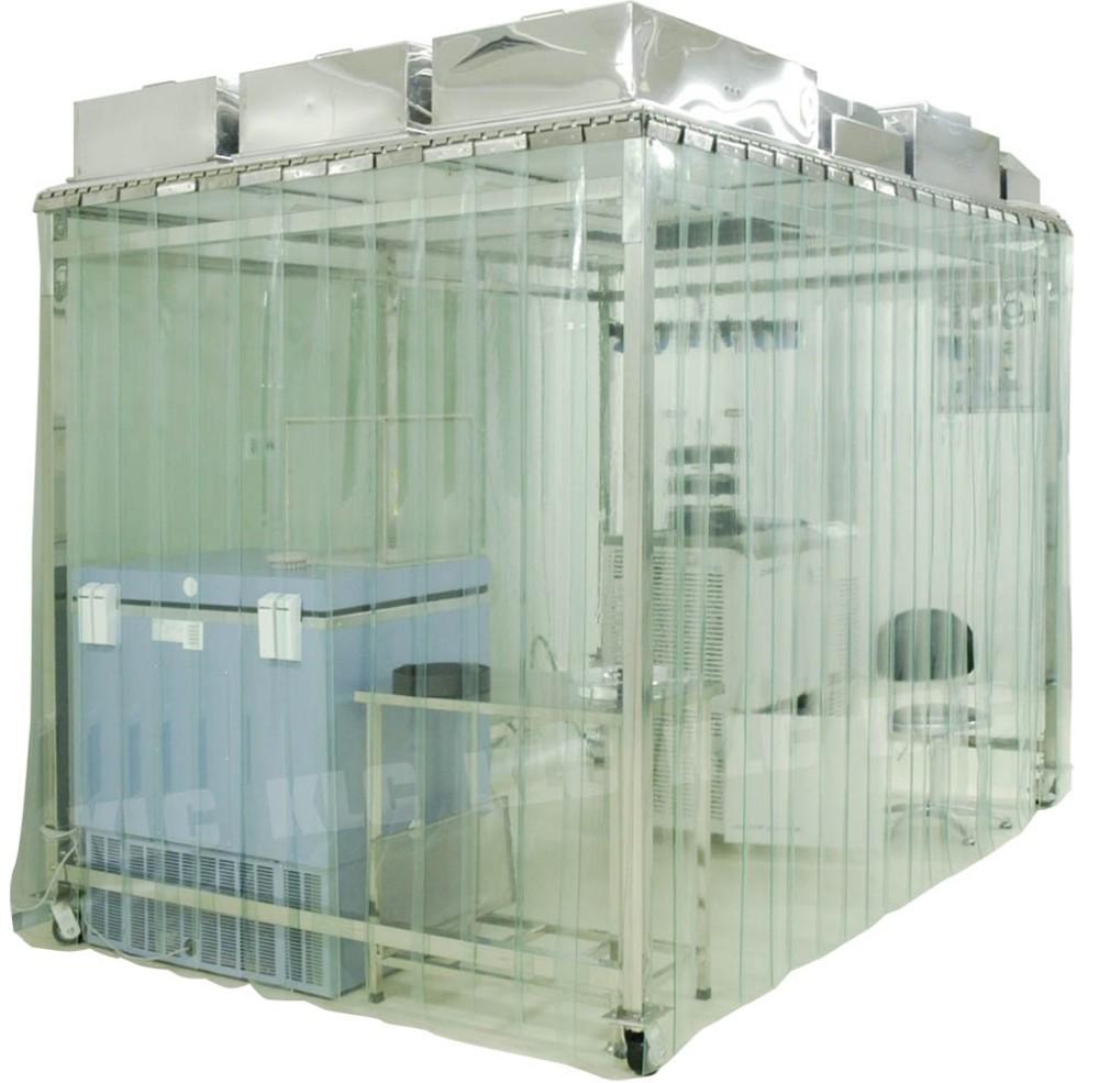Clase 100/1000/10000 Cuarto Limpio Cabina Farmacéutica/laboratorio ...