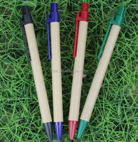 Eco-friendly Paper Promotional Ball Pen Recycled paper ball pen