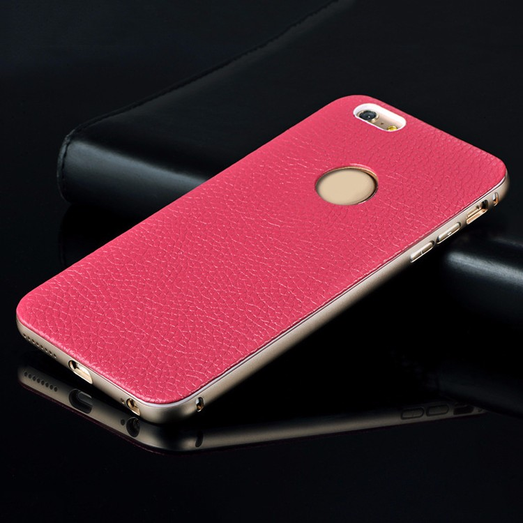 wholesale geniue leather cell phone case for iphone 7
