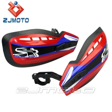 Motorcycle Dirt Bike Handlebar handguards Fit ATV CRF 22mm Fat Bar fit for XR CRF 125 250 450