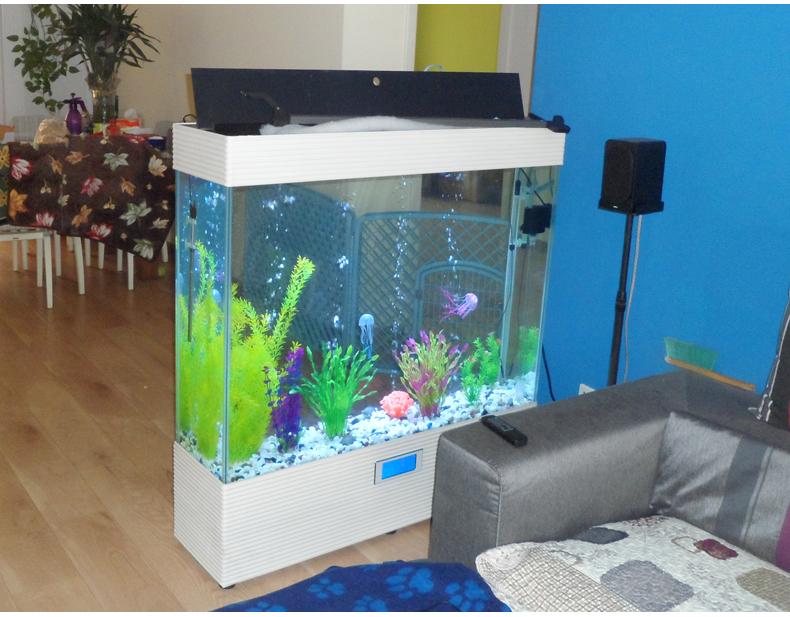 2015 Elegant Design Square Acrylic Fish Aquarium,Square Acrylic ...