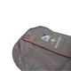 High Quality New PP Woven Folding Zip Lock Travel Garment Suit Bag