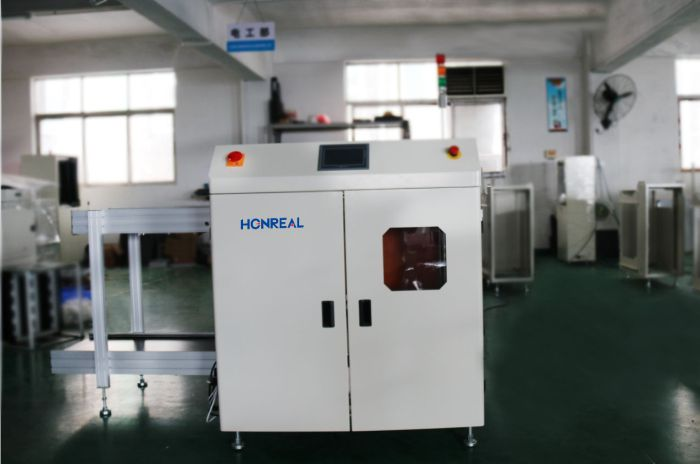 Factory price 350x250 PCB sucking loader for smt line