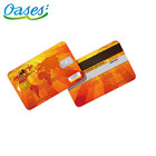 Plastic pvc hico/loco magnetic card with cheap price
