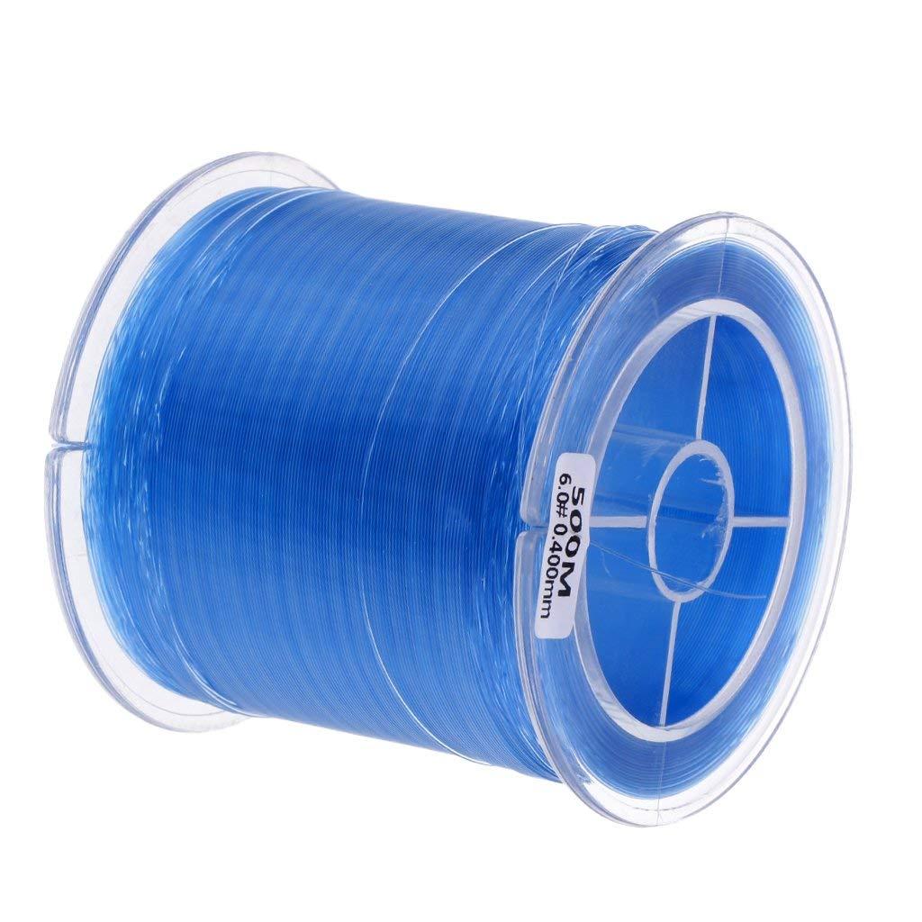 SM SunniMix 500m Monofilament Line Durable Nylon Fishing Line Carp Fishing Accessories 0.4# 6.0# 2.0# 5.0# 1.2# 4.0# 3.0# 1.0#