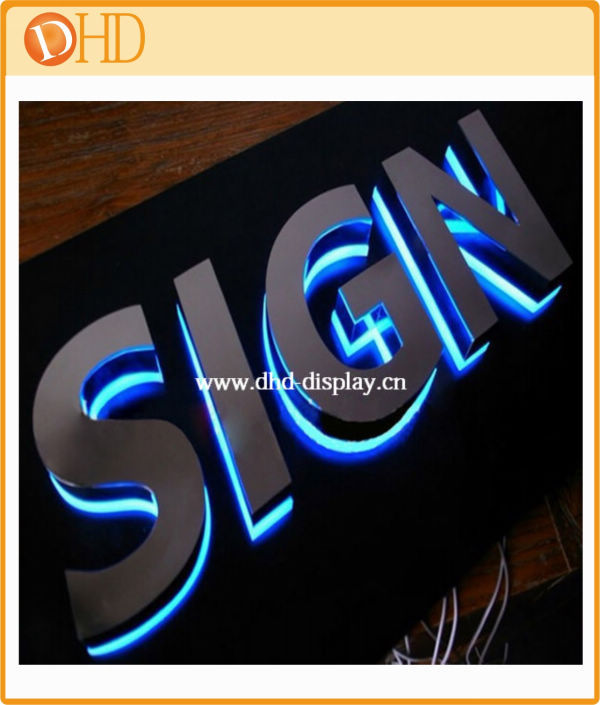 New Arrival Backlit Customized Led Car Logos And Their Names - Car sign with names