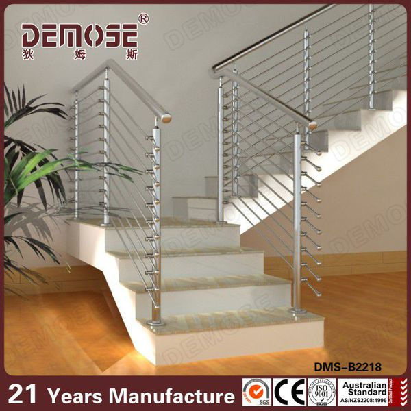 Decorative Indoor Stair Stainless Steel Balusters