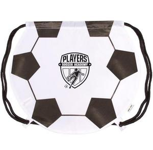 Padded drawstring bag/drawstring backpack bags for packing soccer