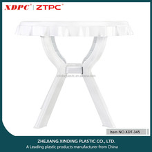 Factory Sale Various Widely Used Foldable Plastic Table