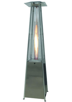AGA/CSA/CE Super Flame Glass Tube Patio Gas Heater