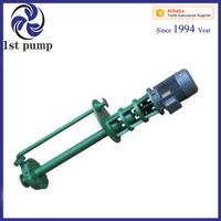 Pump Manufacturer Centrifugal Pump Theory Stainless Steel Vertical Hydrochloric Acid Pump