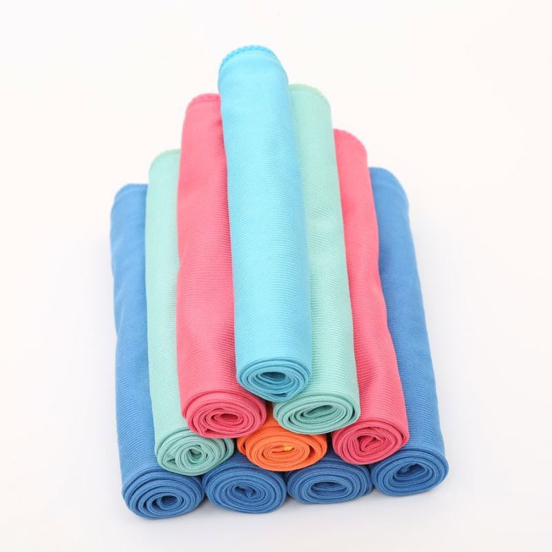 Buy Wholesale Direct From China Bamboo Microfiber Glass Cleaning Cloth Chamois Wiping Cloth