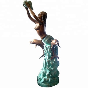 Large Outdoor Mermaid Sculpture Large Outdoor Mermaid Sculpture