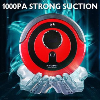 New Uv Sterilization Industrial Vacuum Cleaner Robot,dust Ball Robot Vacuum