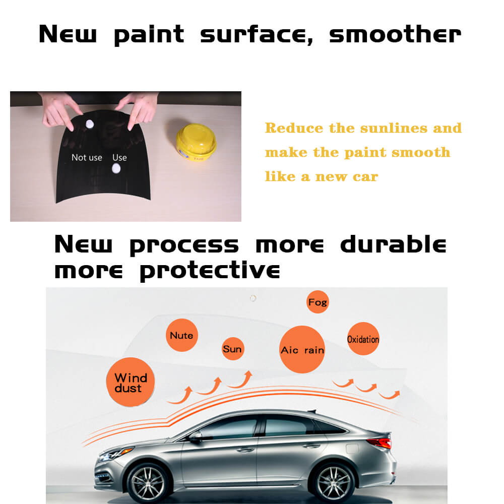 car accessory car washing voiture exterior polishers Detailing scratch remover ceramic coating care carnauba wax