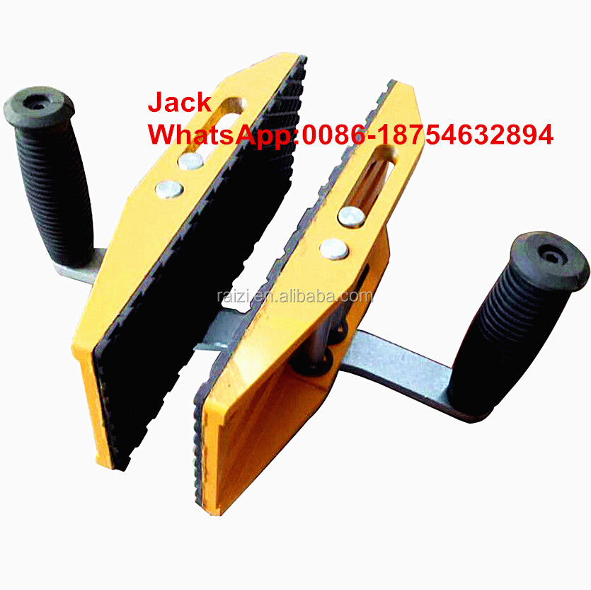 50mm Carrying Tools Portable Double Hand Carrying Clamp