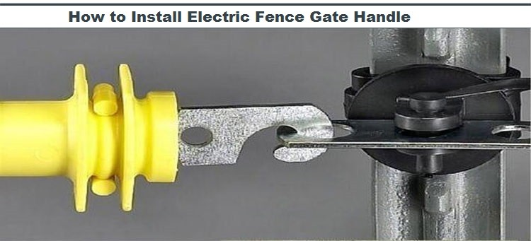 Plastic Fencing Gate For Horse