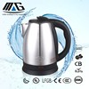 0.32mm thickness kettle body no smell stainless steel electric kettle with good polish