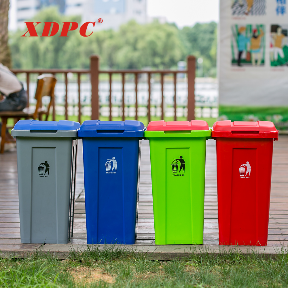 Trash Can Color Coding Official Page Of Hills Strict Enforcement Solid Waste Coded