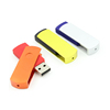 portable plastic usb flash drive 100% full capacity with silk screen printing logo