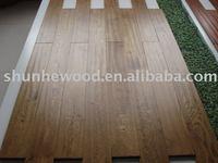 American red oak solid hardwood flooring