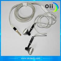 factory supply street studio soyle earphone with mic