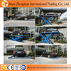 Warehouse hydraulic cargo lift goods scissor lift car lifting machine for sale