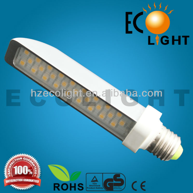 2016 Popular selling! PLC LED Energy Saving led Bulb E27 G24Q