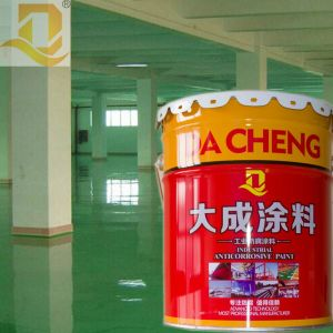 Polyurethane floor paint /Concrete coating for warehouse