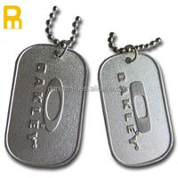 Nautical Style and Souvenir Use metal name tag / metal dog tag