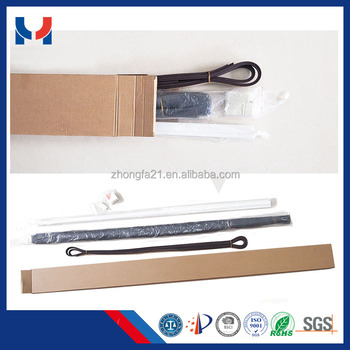 Portable Magnetic Fiberglass Window Screens, White Fiberglass Screens, Gray Window  Screens