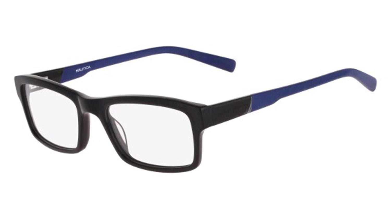 1a27cdf2d7d Get Quotations · Eyeglasses NAUTICA N8113 300 BLACK