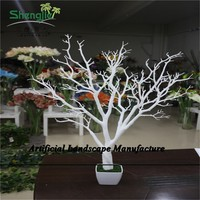 SJZJN 1897 Fake Hot Sale Decorative Dry Branch New Design Dry Tree for Home Decoration