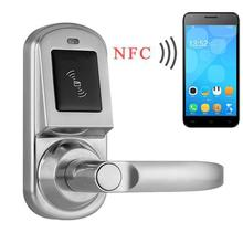 Mobile Unlock keyless NFC door lock (HF-LM9N)