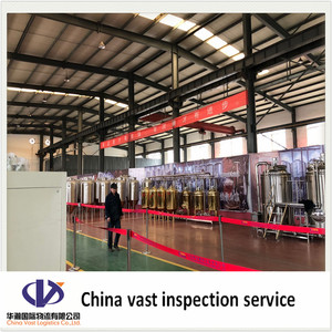 China preshipment inspection service report of factory audit