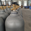 2018 GOLD supplier empty co2 gas cylinder with protective caps