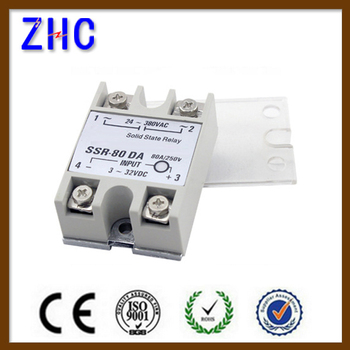 Factory Price Ssr Series 12v Solid State Relay Price In India