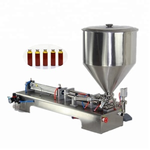 2017 New design normal pressure filling type filling bottle filling machine with CE certificate