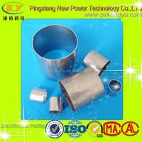 Metal raschig ring mass transfer tower packing