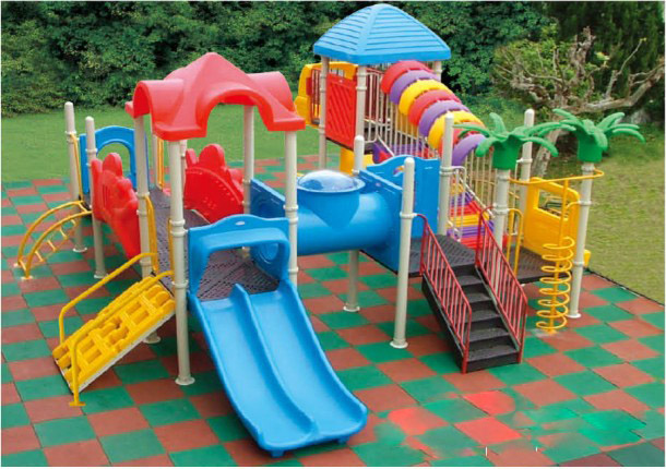 Preschool Outdoor Kids Playgrounds With Outdoor Playground