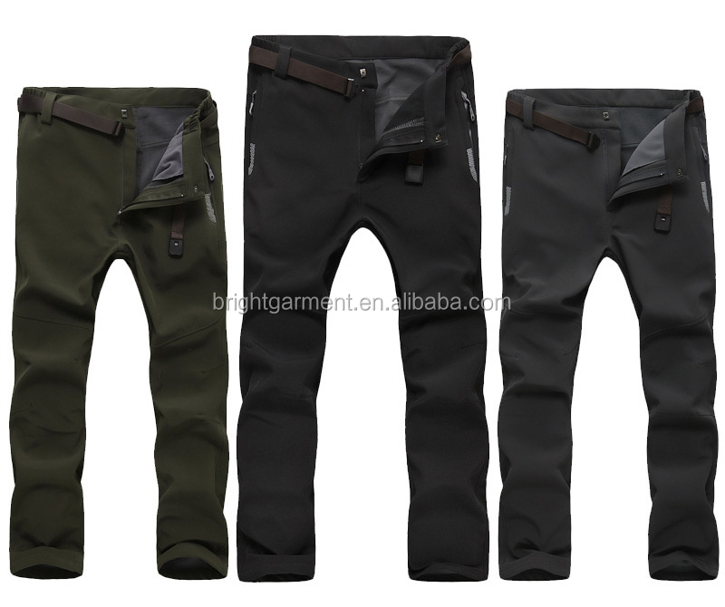 waterproof windproof mens outdoor hiking pants