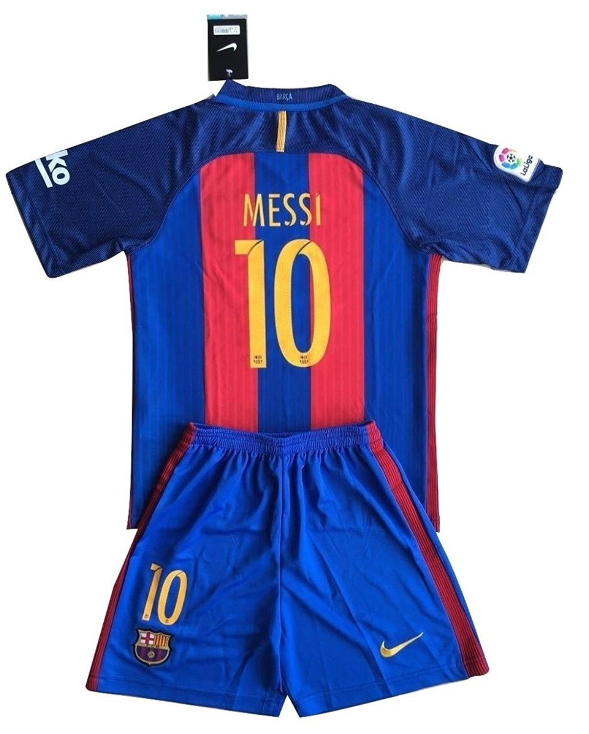 huge selection of 2f676 23979 Youth Soccer Jerseys Messi