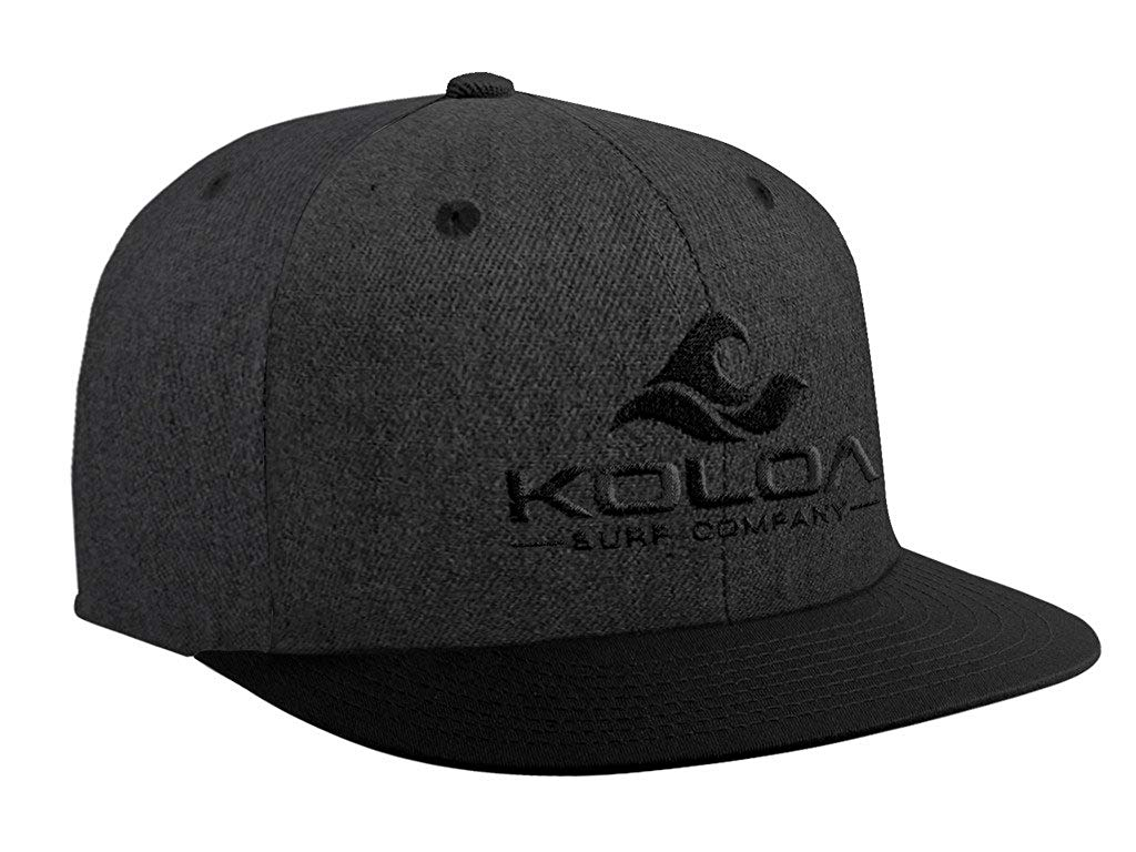 067b0f32 Get Quotations · Joe's USA Koloa Surf Classic Snapback Hats with  Embroidered Logo in 16 Colors