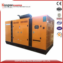 New design customized colors 150KVA natural gas steam generator
