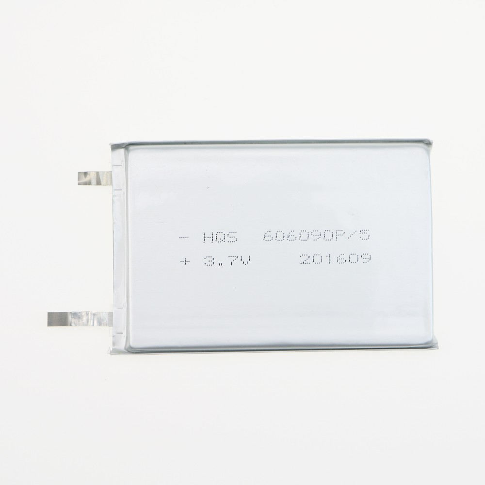 li polymer power bank battery 105575 3.7V high capacity 5000mah lipo prismatic cell